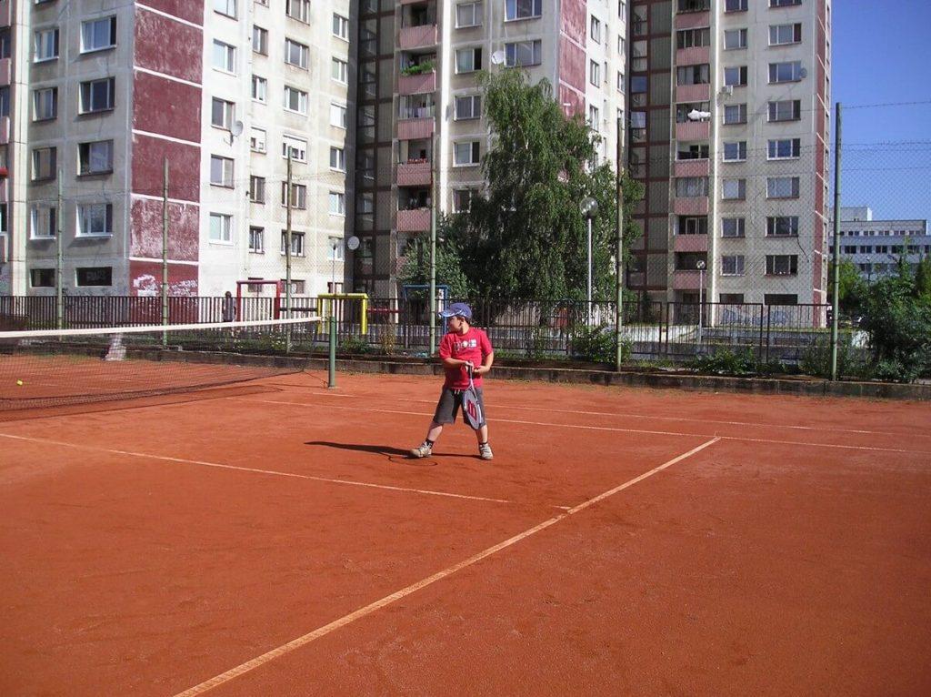 tenis Bratislava - tenisová škola pre deti