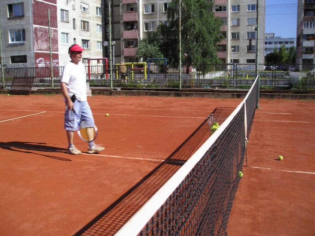 tenis Bratislava - tenisová škola pre dospelých