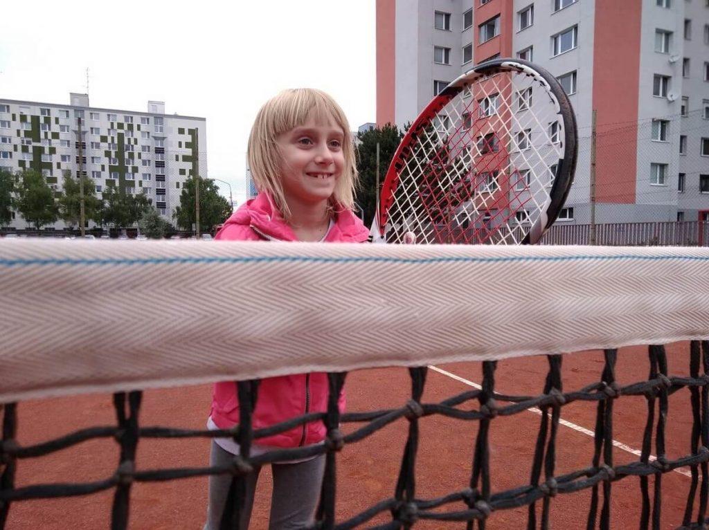 tenis Bratislava - tenis pre deti
